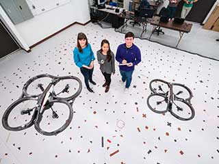 Iterative Learning with Prof. Angela Schoellig's UAVs