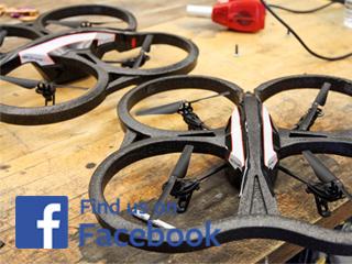 Follow UTIAS on facebook