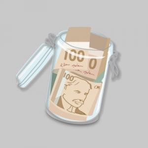 Money Jar Image