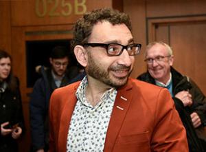 Transport Minister Omar Alghabra